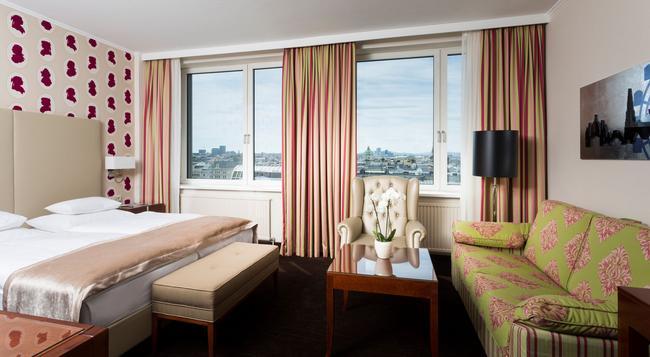 Hotel Am Parkring - Vienna - Bedroom