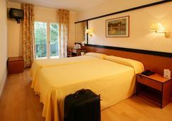 Hotel Guitart Central Park Aqua Resort 3 - ลอเร็ต เดอ มาร์ - ห้องนอน