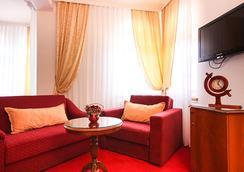 Hotel Victoria - สโกเปีย - ห้องนอน