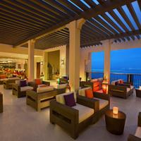 DoubleTree by Hilton Resort & Spa Marjan Island Rooftop Bar