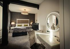 Hotel Isaacs Cork - ก๊อก - ห้องนอน