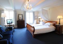 De Leydsche Hof - อัมสเตอร์ดัม - ห้องนอน