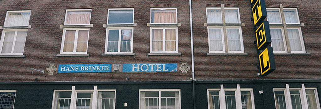 Hans Brinker - Amsterdam - Building