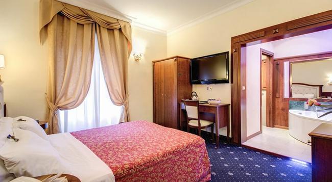 Esedra Inn - Rome - Bedroom