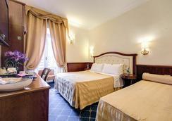 Esedra Inn - โรม - ห้องนอน