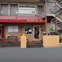 Presidio Inn Hotel Entrance