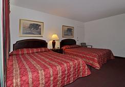Presidio Inn - ซานฟรานซิสโก - ห้องนอน