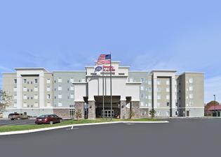 Hampton Inn & Suites Greensboro/Coliseum Area