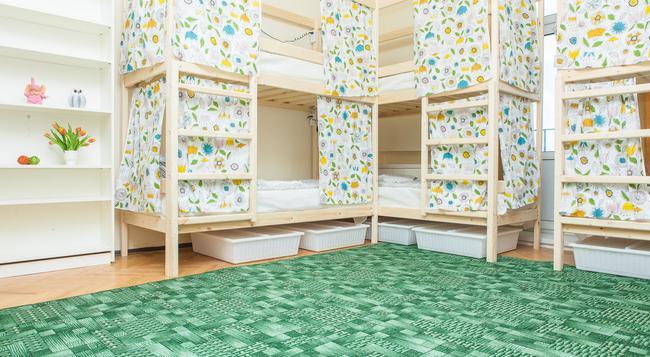 Khostely Rus - Tverskaya-Yamskaya - Moscow - Bedroom