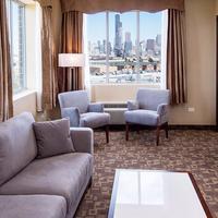 Jaslin Hotel Living Room