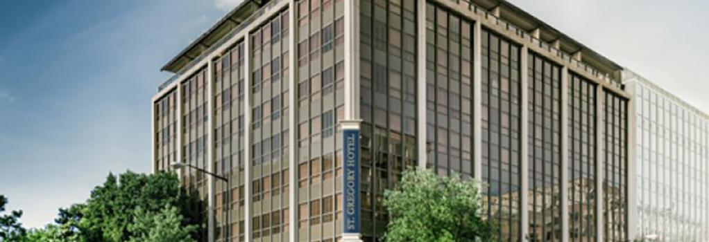 The St. Gregory Hotel - Washington - Building