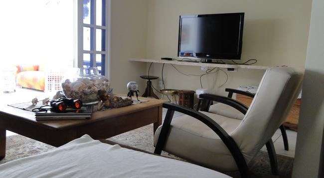 Hostel Gaivotas - Natal - Bedroom