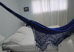 Hostel Gaivotas - นาตาล - ห้องนอน
