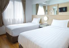 Red Planet Surabaya - สุราบายา - ห้องนอน