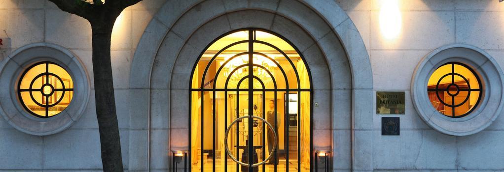 Britania Boutique Hotel - Lisbon - Building