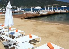 Grand Yazici Hotel & Spa Bodrum - Boutique Class - โบดรัม - ชายหาด