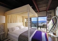Grand Yazici Hotel & Spa Bodrum - Boutique Class - โบดรัม - ห้องนอน