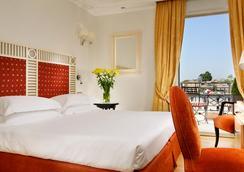 Fh Grand Hotel Palatino - โรม - ห้องนอน