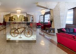 Fh Grand Hotel Palatino - โรม - ล็อบบี้