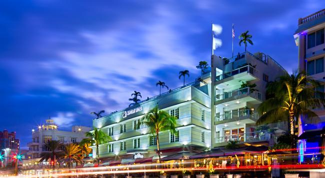 Bentley Hotel South Beach - Miami Beach - Building