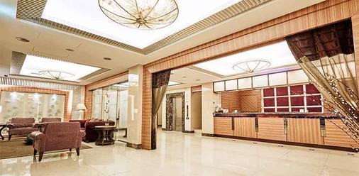 เครือโรงแรมบิวตี้ - ซวนเหมยบูทีค - ไทเป - แผนกต้อนรับส่วนหน้า