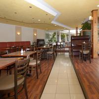 Hotel Sachsentor Breakfast Area
