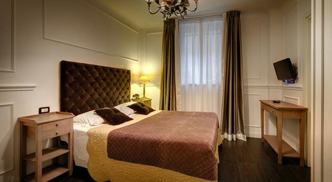 The B Place Hotel - Rome - Bedroom