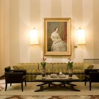 Grand Hotel Cavour Lobby Sitting Area