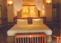 Chobe Safari Lodge - Kasane - ห้องนอน