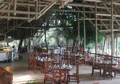 Chobe Safari Lodge - Kasane - ร้านอาหาร