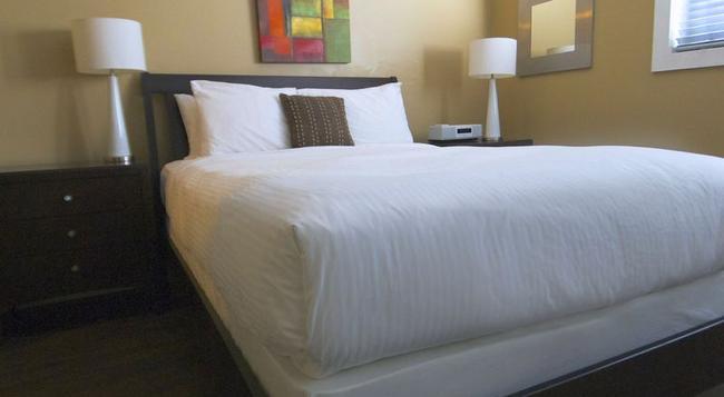 O Stays Ovation - Calgary - Bedroom