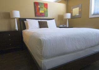 O hotel suites Ovation