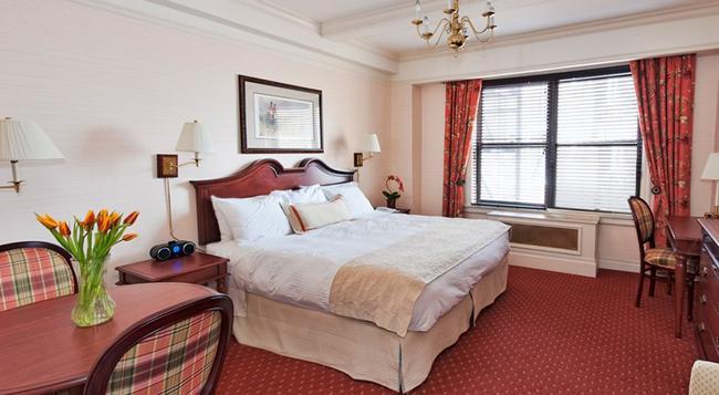 The Milburn Hotel - New York - Bedroom