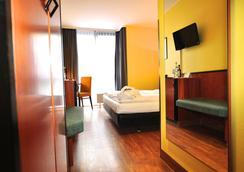 Golden Leaf Hotel Stuttgart Airport & Messe - สตุตการ์ต - ห้องนอน