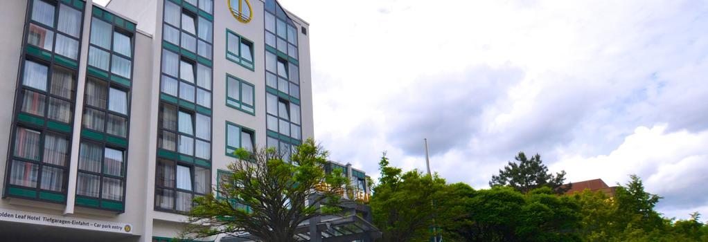 Golden Leaf Hotel Stuttgart Airport & Messe - Stuttgart - Building