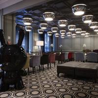Hotel Le Cinq Chambéry Hyper Centre Lobby Sitting Area