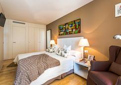 Homearound Rambla Suite & Pool - บาร์เซโลน่า - ห้องนอน