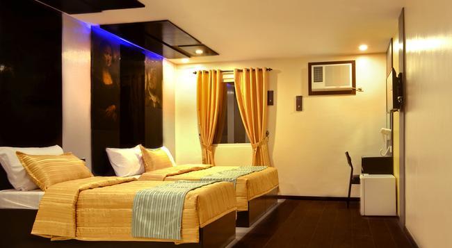 Icon Hotel Timog - Manila - Bedroom