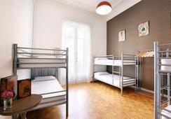 The Hipstel - บาร์เซโลน่า - ห้องนอน