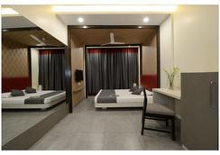 Hotel Rajmahal - ปูเน่ - ห้องนอน