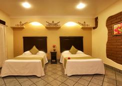 Hotel Casantica - โอ็กซากา - ห้องนอน