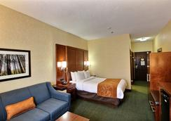 Comfort Suites Appleton Airport - แอปเปิลตัน - ห้องนอน
