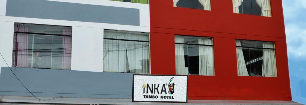 Inka's Tambo Hotel - Cusco - Building