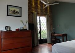 The Sangkum - พนมเปญ - ห้องนอน