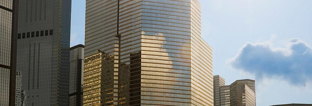 Renaissance Hong Kong Harbour View Hotel - Hong Kong - Building