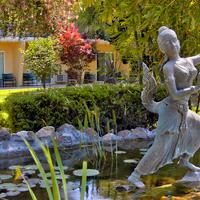 San Jose Airport Garden Hotel Exterior