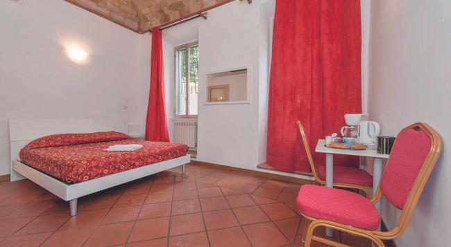 Elevenrome Inn - Rome - Bedroom