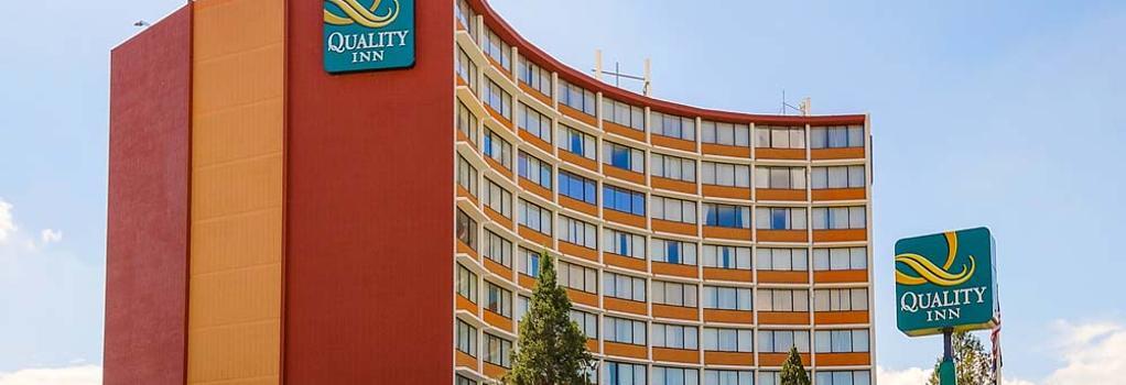 Quality Inn Denver Central - Denver - Building
