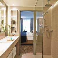 Steigenberger Hotel Am Kanzleramt Steigenberger Hotel Am Kanzleramt, Berlin, Germany - Superior room bathroom