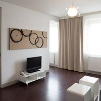 Stanys Das Apartmenthotel Living Area